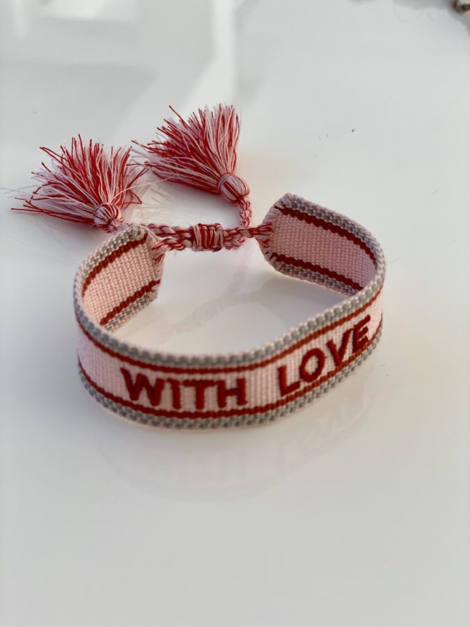"""""""With Love"""" Pink"""